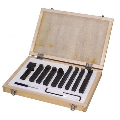 Стругарски ножове 9бр. / 10mm Holzmann