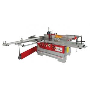 Професионална машина циркуляр с фреза