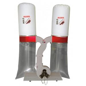 Професионални прахоуловител с два филтъра ABS 3880