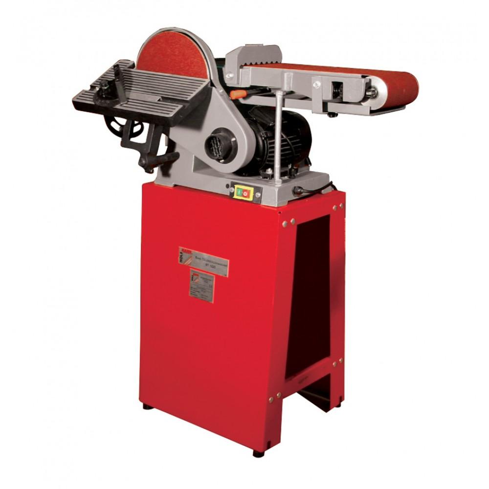 Дисков и лентов шлайф за дърво и метал - Шлайф машина.