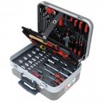 Комплект инструменти 132 части WZK CrV