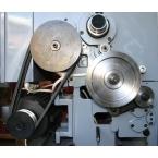 Струг за метал с  цифрова индикация на трите оси ED 1000NDIG