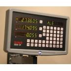 Струг за метал с цифров дисплей на осите ED 1000INDDIG-80